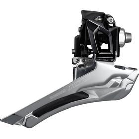Shimano FD-R7000 etuvaihtaja Down-SW 2x11-vaihteinen , musta/hopea